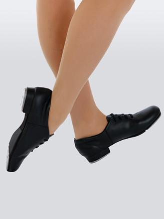 """""""Fluid"""" Child Lace Up Tap Shoe - Style No CG17C"""