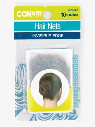 Ultra-Fine Mesh Hair Nets - Style No CJ5552