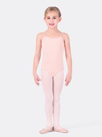 Girls Thin Strap Camisole Dance Leotard - Style No CL5407