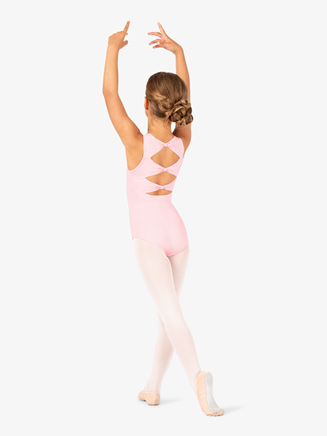 Child Tank Bow Leotard - Style No CL8835