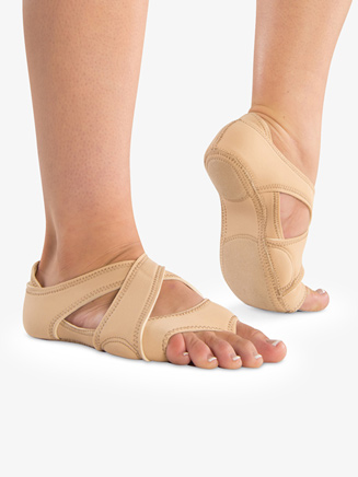 Neoprene Cross Wrap Dance Shoes - Style No D649x