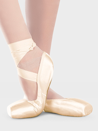 Adult American Soft-Toe Pointe Shoe - Style No DP808