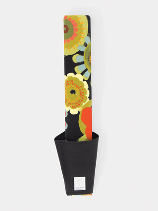 Fall Flower Power Foot Stretcher - Style No FE14009