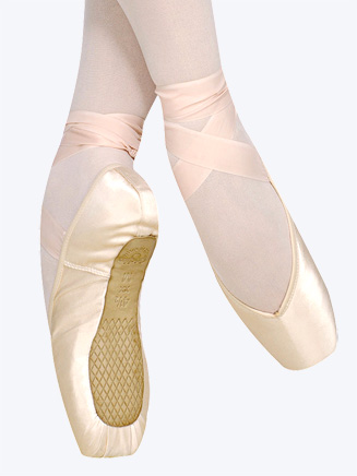 Russian Made Adult Fouette ProFlex Pointe Shoes - Style No FPF