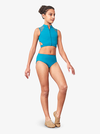 Girls Dance Briefs - Style No FR5183C