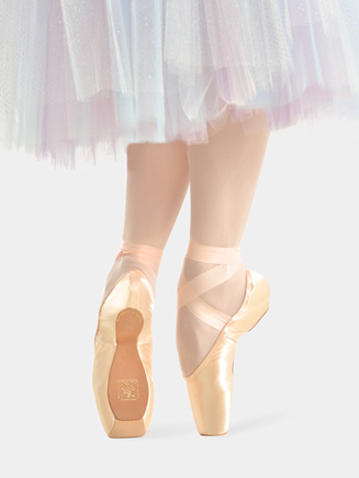 Adult Pointe Shoe - Style No GMP
