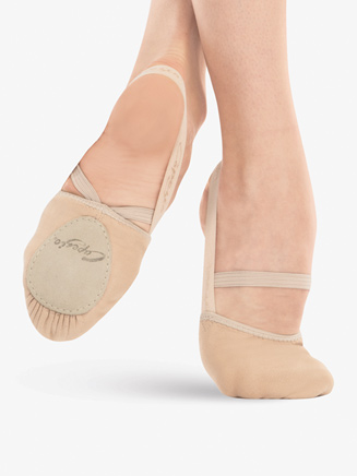Adult Pirouette II Canvas Lyrical Shoe - Style No H061