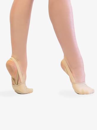 "Womens Canvas ""Hanami"" Pirouette Shoes - Style No H064W"