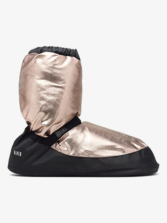 Adult Metallic Warm-up Booties - Style No IM009MT