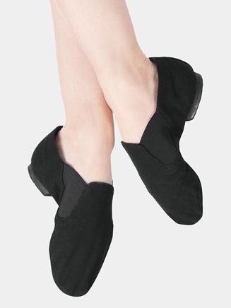 "Canvas Adult ""Moderno"" Jazz Shoe - Style No JS33"