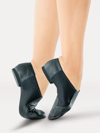 Adult Premium Slip-On Jazz Shoe - Style No JZ43