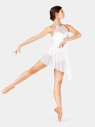 Adult Mesh Halter Dress - Style No K262