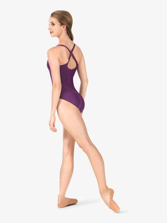Womens Adjustable Strap Camisole Leotard - Style No L8720