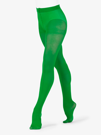 Womens Basic Footed Dance Tights - Style No LA7300