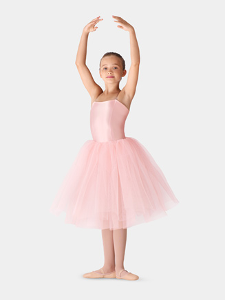 "Girls 20"" Soft Tulle Juliet Skirt - Style No LD137CT"