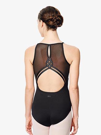 "Womens ""Nayara"" Pinched Front Camisole Leotard - Style No LUF568"