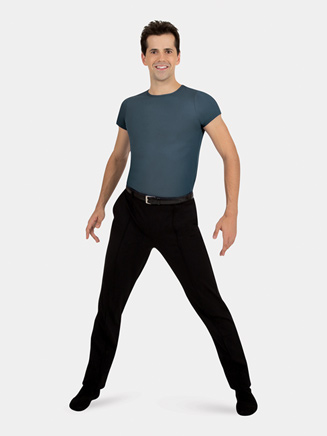 Mens Straight Leg Dance Slacks - Style No M1000