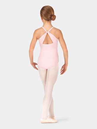 Girls X-Back Camisole Leotard - Style No MD2622C