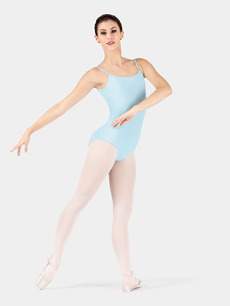 Adult Cotton Blend Camisole Dance Leotard - Style No N5500
