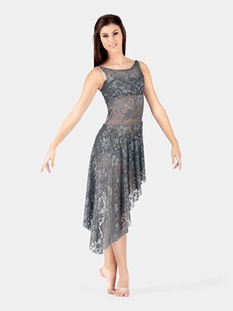 Adult Long Tank Dress - Style No N7261