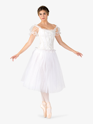 Womens 3-Layer Ballet Tutu Skirt - Style No N9013
