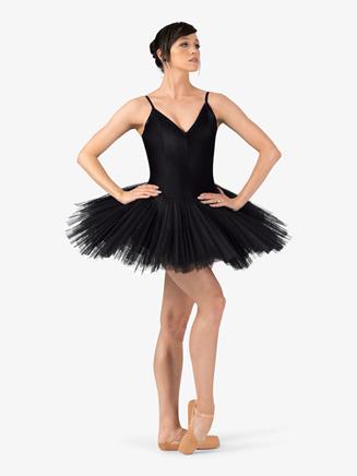 "Womens ""Anna"" Professional Platter Tutu Dress - Style No N9091x"
