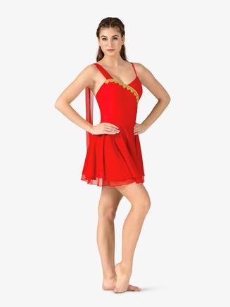 "Womens ""Diana & Actaeon"" Costume Dress - Style No N9099x"