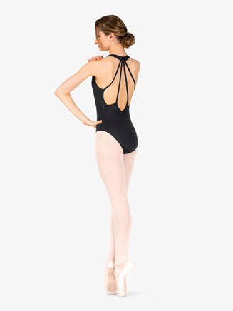 Womens Multi-Strap Back Tank Leotard - Style No NC8916