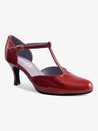 """Womens """"Nina"""" 2.5"""" Ballroom Shoes - Style No NINA"""