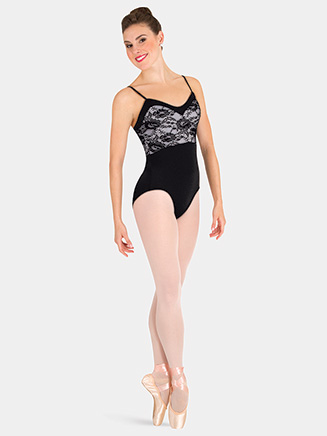 Womens Tiler Peck Lace Sweetheart Leotard - Style No P1083