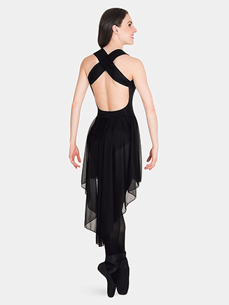 Womens Tiler Peck High-Low Tank Dance Dress - Style No P1220