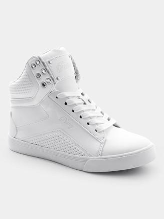 Adult Pop Tart Grid Hi Top Sneakers - Style No PA153102