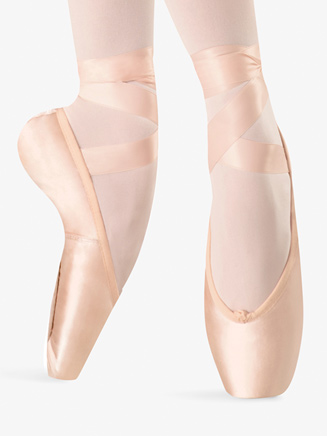 "Womens ""Hannah Strong"" Pointe Shoes - Style No S0109LS"