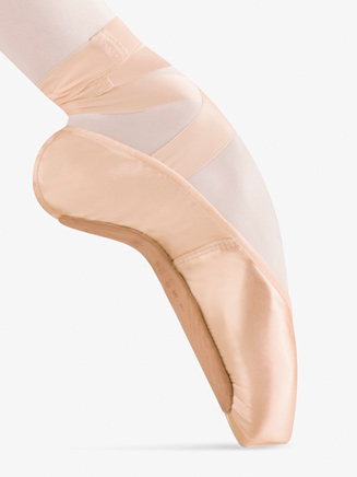 """Womens """"Tensus"""" Demi Pointe Shoes - Style No S0155L"""
