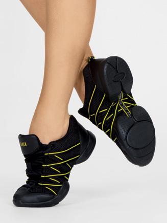 """Criss Cross"" Adult Dance Sneaker - Style No S0524"