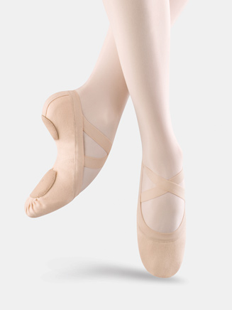 Adult Synchrony Split Sole Ballet Slipper - Style No S0625L