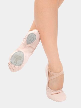 Adult Entrechat Split-Sole Canvas Ballet Slipper - Style No S8C