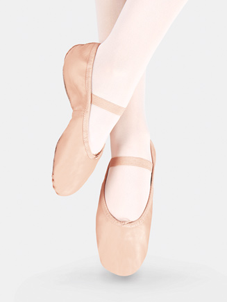 Economy Child Full Sole Ballet Slipper - Style No T1000C
