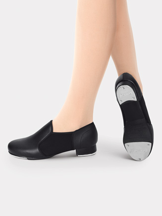 Adult Economy Slip-On Tap Shoe - Style No T9100