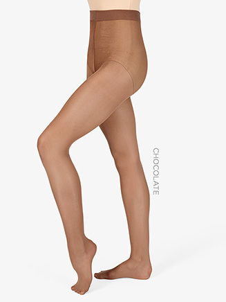 Adult Shimmery Footed Tight - Style No T92