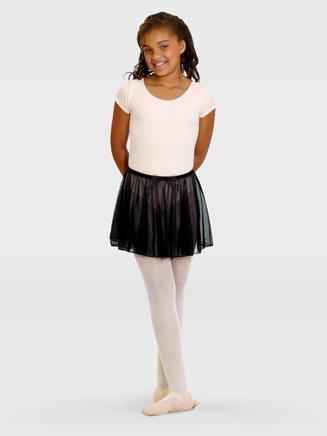 Girls Economy Short Sleeve Leotard - Style No TB132C