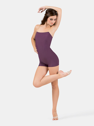 Adult Shorty Unitard - Style No TH5116