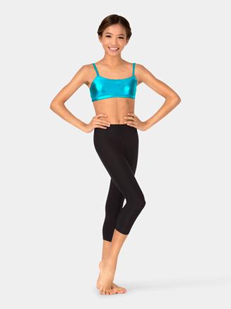 Girls Capri Leggings - Style No TH5119C