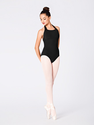 Adult Halter Dance Leotard - Style No TH5508