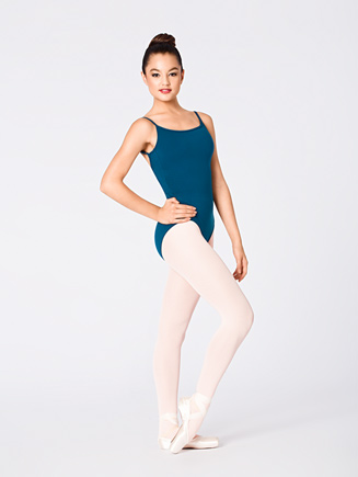 Adult Camisole Twist Back Leotard - Style No TH5509