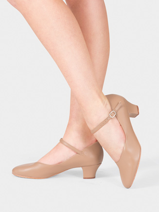 """Adult """"Chorus"""" 1.5"""" Character Shoe - Style No THP315"""