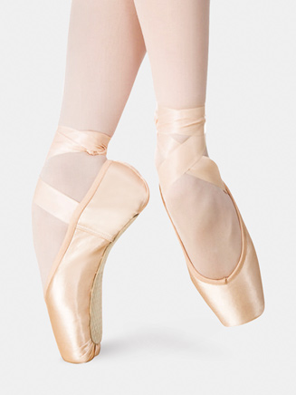 Russian Made Adult Triumph Pointe Shoe - Style No TRS