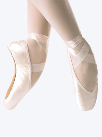 Adult Ulanova Pointe Shoe - Style No ULAI