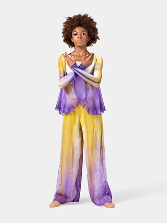 Child Worship Palazzo Pant - Style No WC100C
