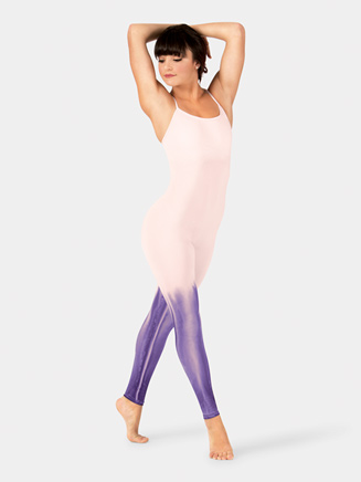 Adult Full Length Camisole Unitard - Style No WC231